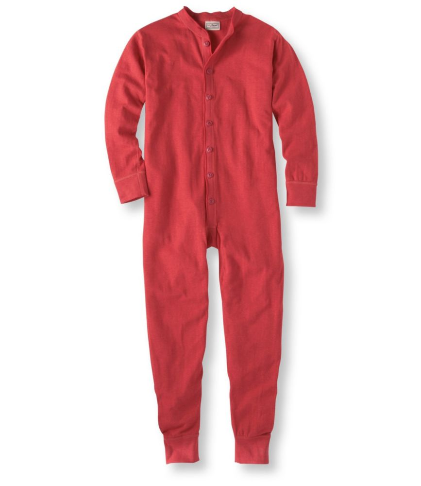 L.L.Bean Two-Layer Union Suit