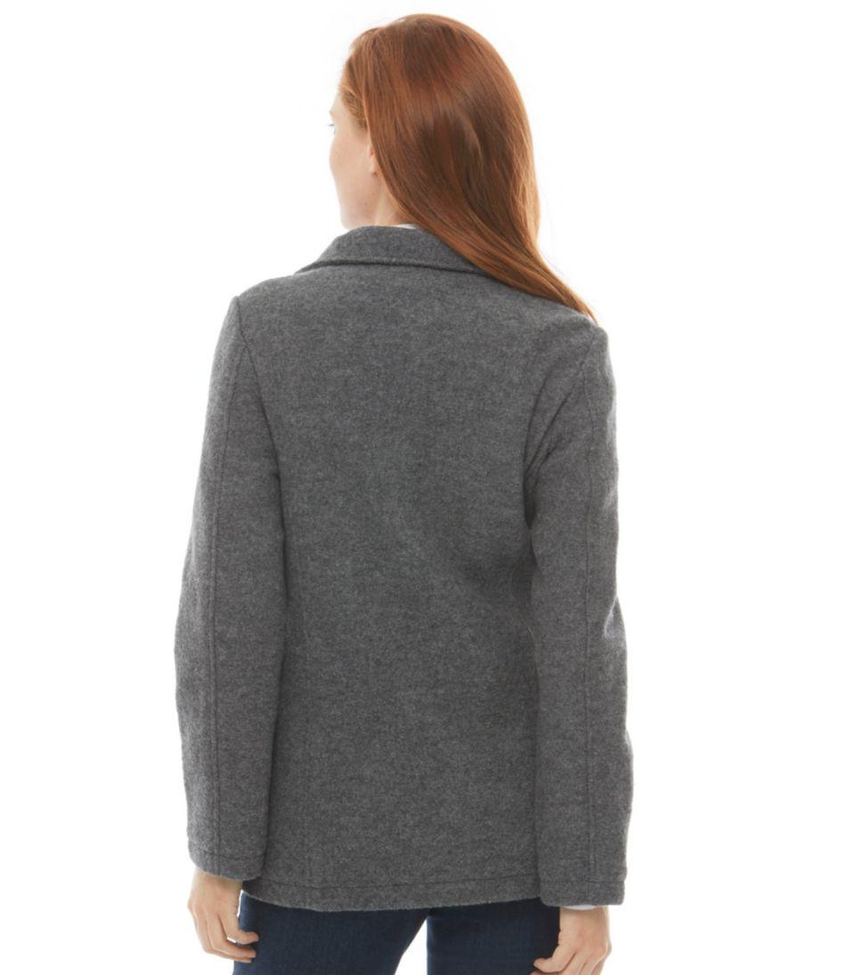 L.L.Bean Boiled Wool Jacket