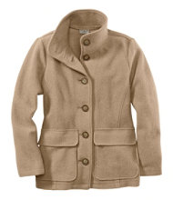 Women's L.L.Bean Boiled Wool Jacket