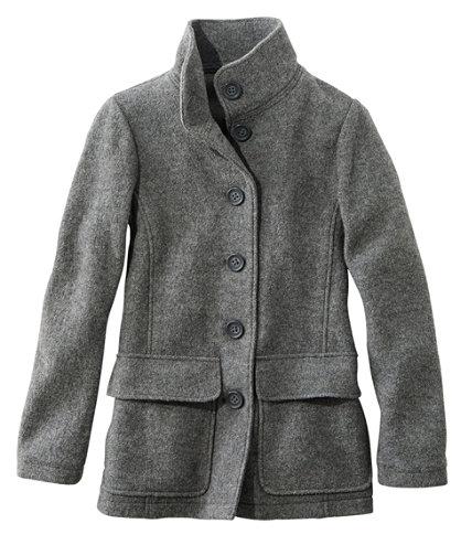 Ll bean womens jackets