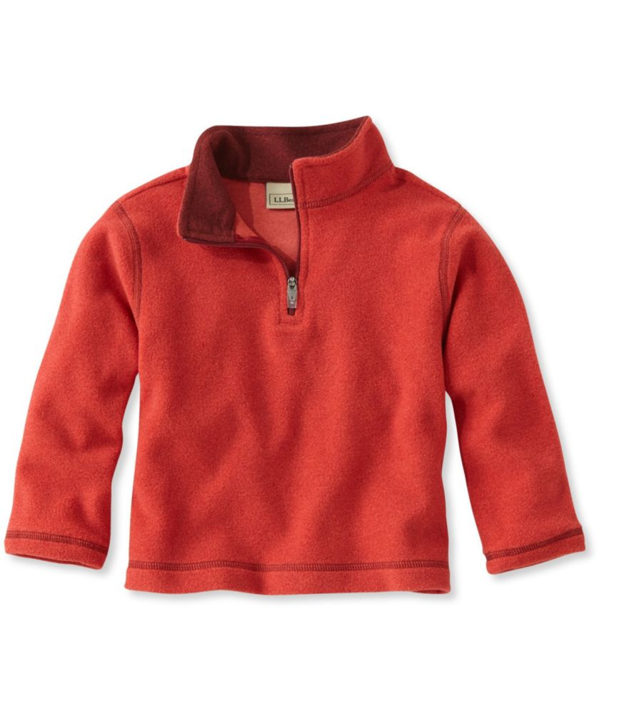 photo: L.L.Bean Boys' Fitness Fleece, Pullover