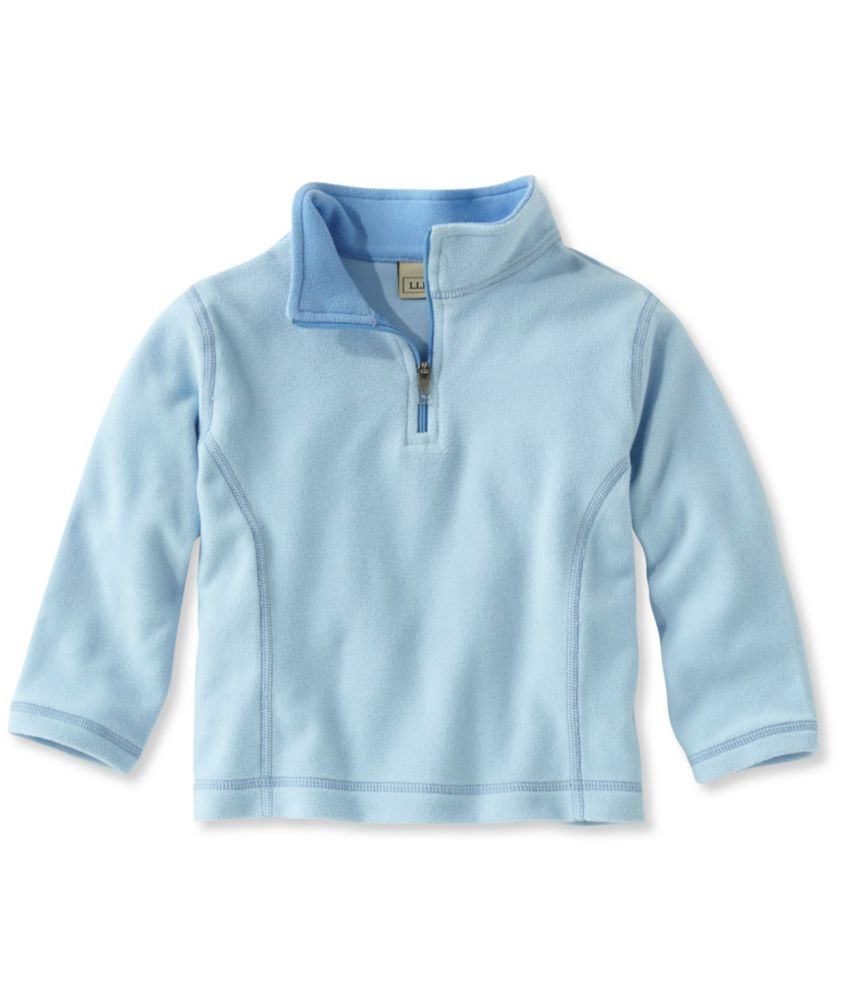 photo: L.L.Bean Girls' Fitness Fleece, Pullover