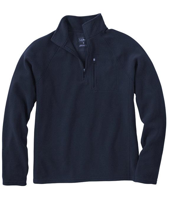 Fitness Fleece Quarter-Zip Pullover, , large image number 0