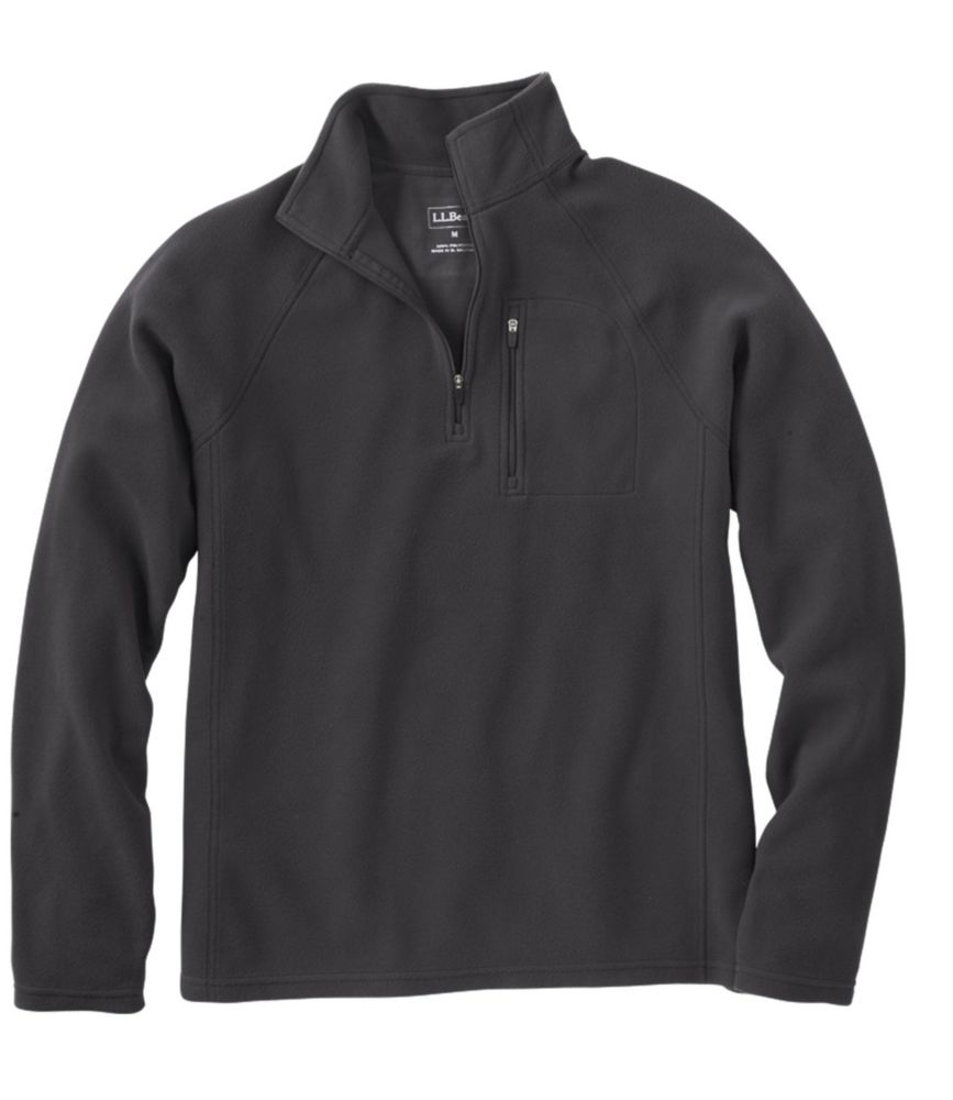 Fitness Fleece Quarter-Zip Pullover