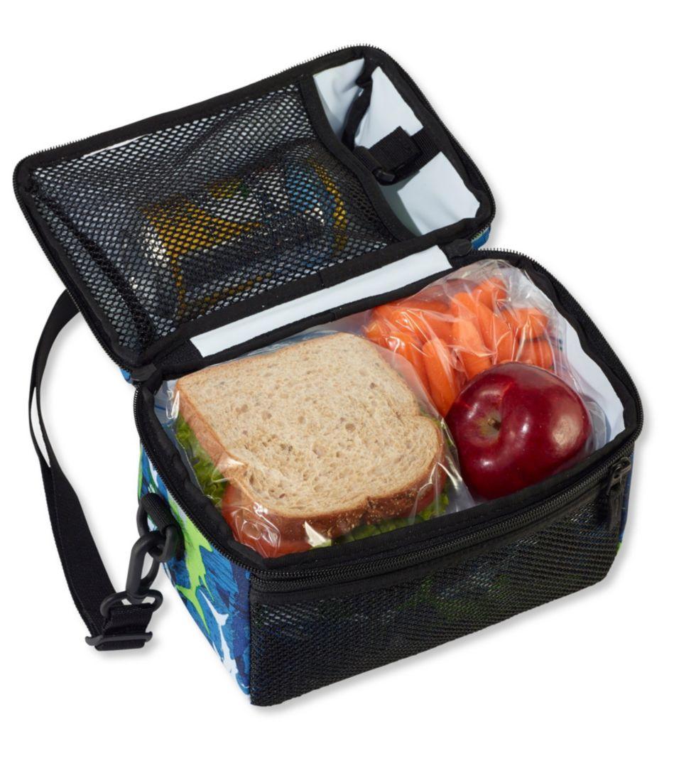 Flip-Top Lunch Box, Print