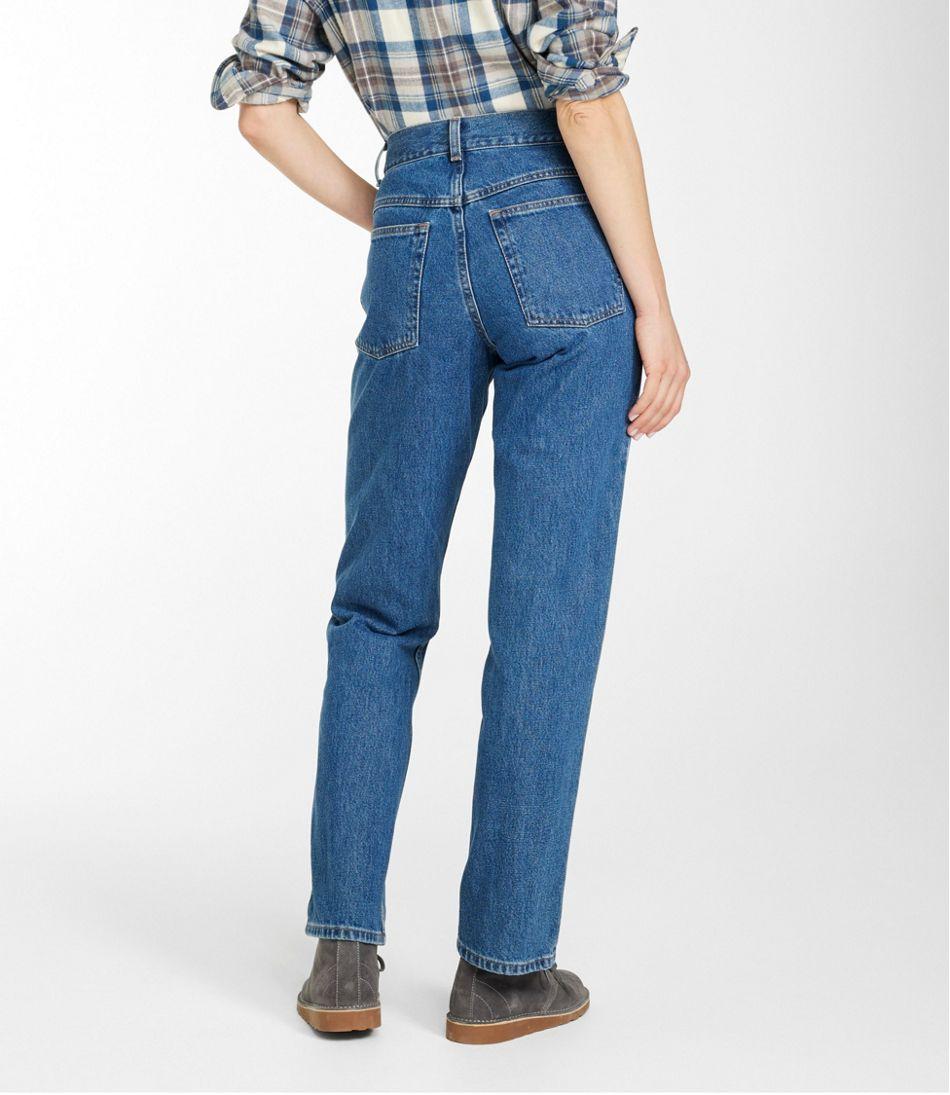 Double L® Jeans, Straight-Leg