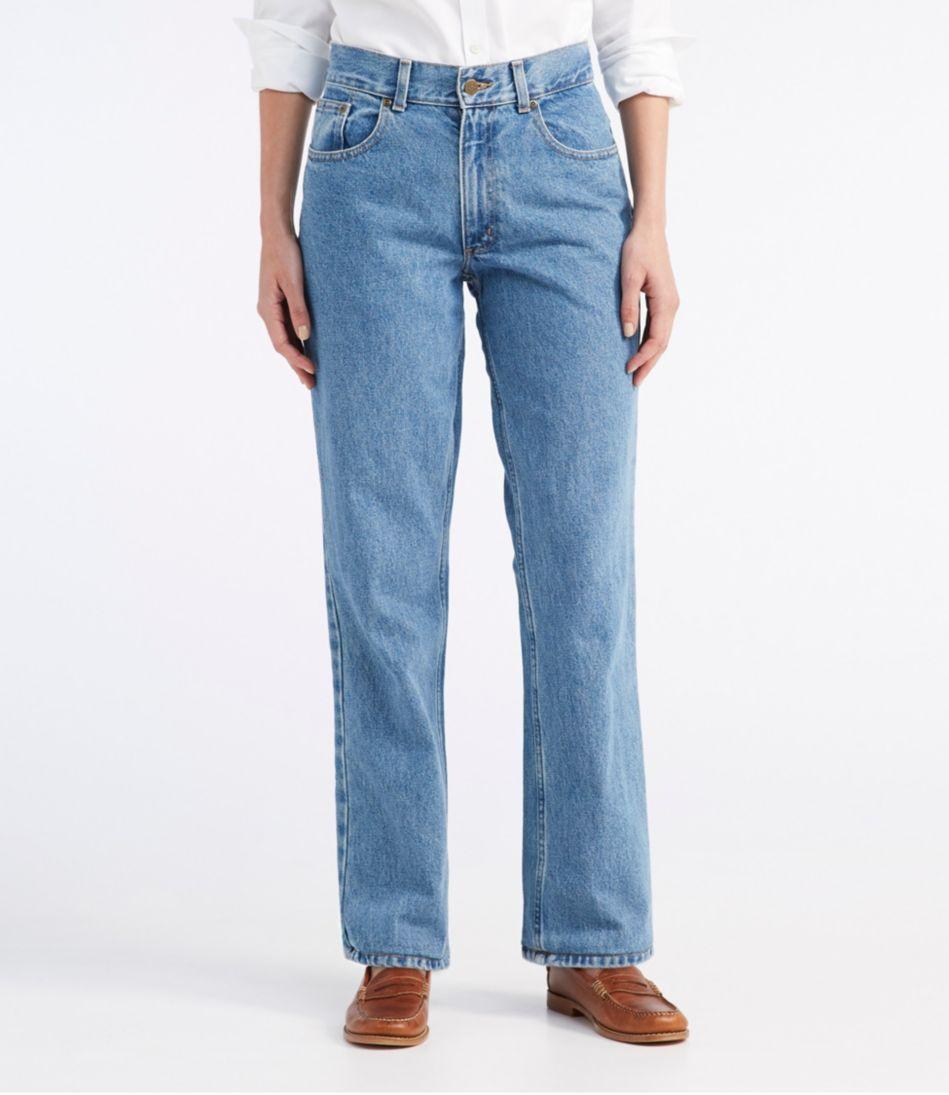Double L Jeans, Straight-Leg