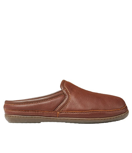 Men S Elkhide Slipper Scuffs