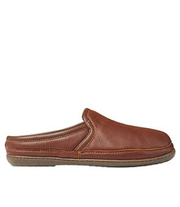 Men's Elkhide Slipper Scuffs