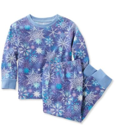 Toddlers' Jersey-Knit Sleepwear