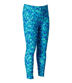 Kids' Wicked Warm Midweight Long Underwear, Pants Print