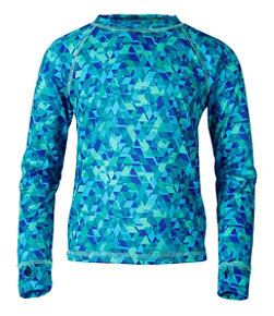 Kids' Wicked Warm Midweight Long Underwear, Top Print