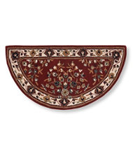 L.L.Bean Hearth Rug, Crescent