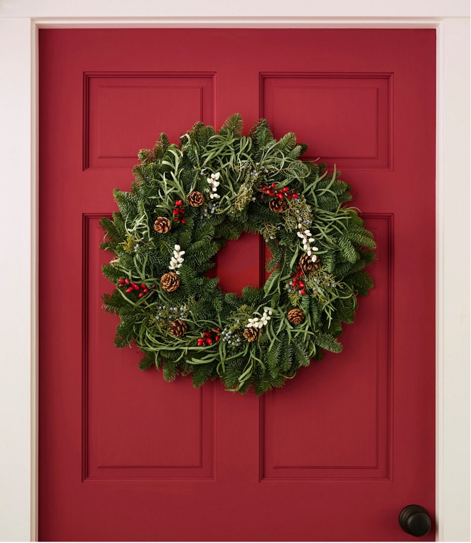Woodland Eucalyptus Wreath, 24""