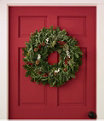 Woodland Eucalyptus Wreath, One Color, small image number 1
