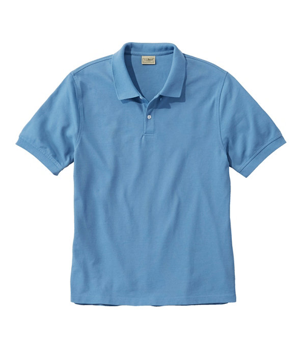 Classic Polo, Mid-Blue, large image number 0