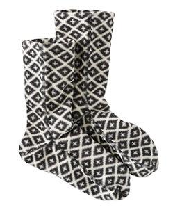 Adults' L.L.Bean Fleece Socks