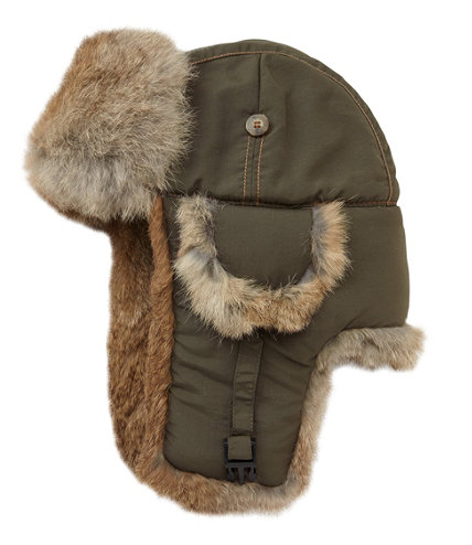 The Mad Bomber Hat is a customer favorite winter hat, in a rugged Supplex nylon style.
