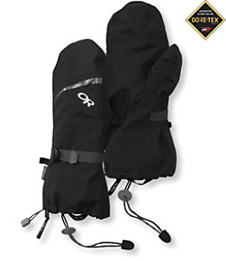 Adults' Outdoor Research Mount Baker Modular Mitts