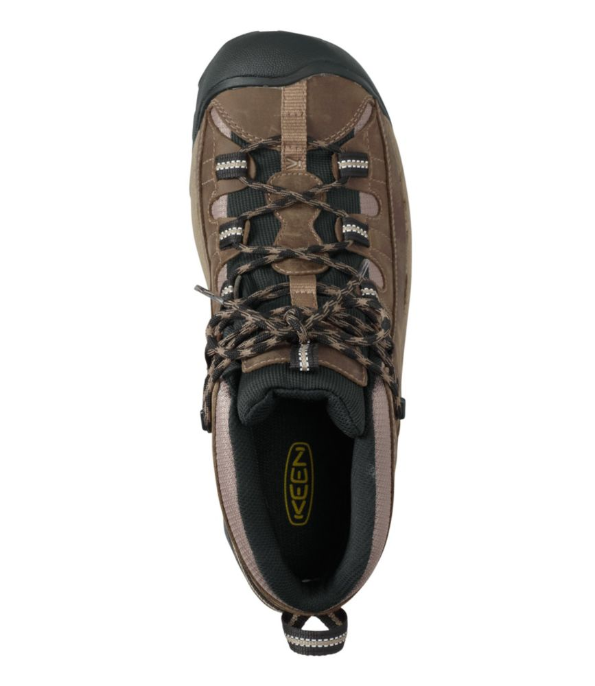 KEEN Mens Targhee II WP Hiking Shoes