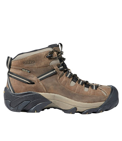 Llbean Mens Waterproof Hiking Shoe