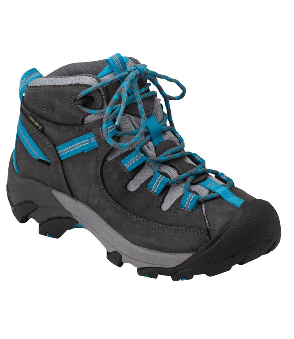 Women's Keen Targhee II Waterproof Hiking Boots