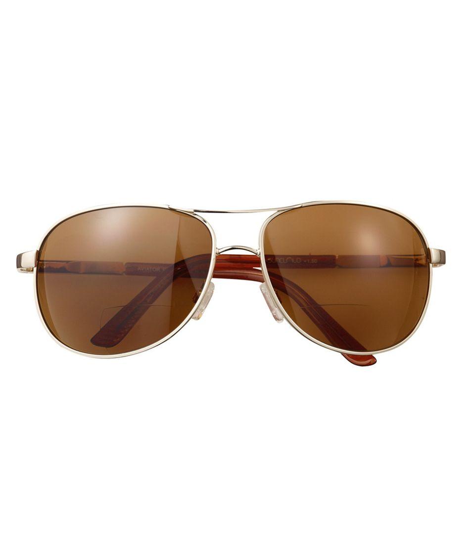 Suncloud Aviator Bifocal Sunglasses