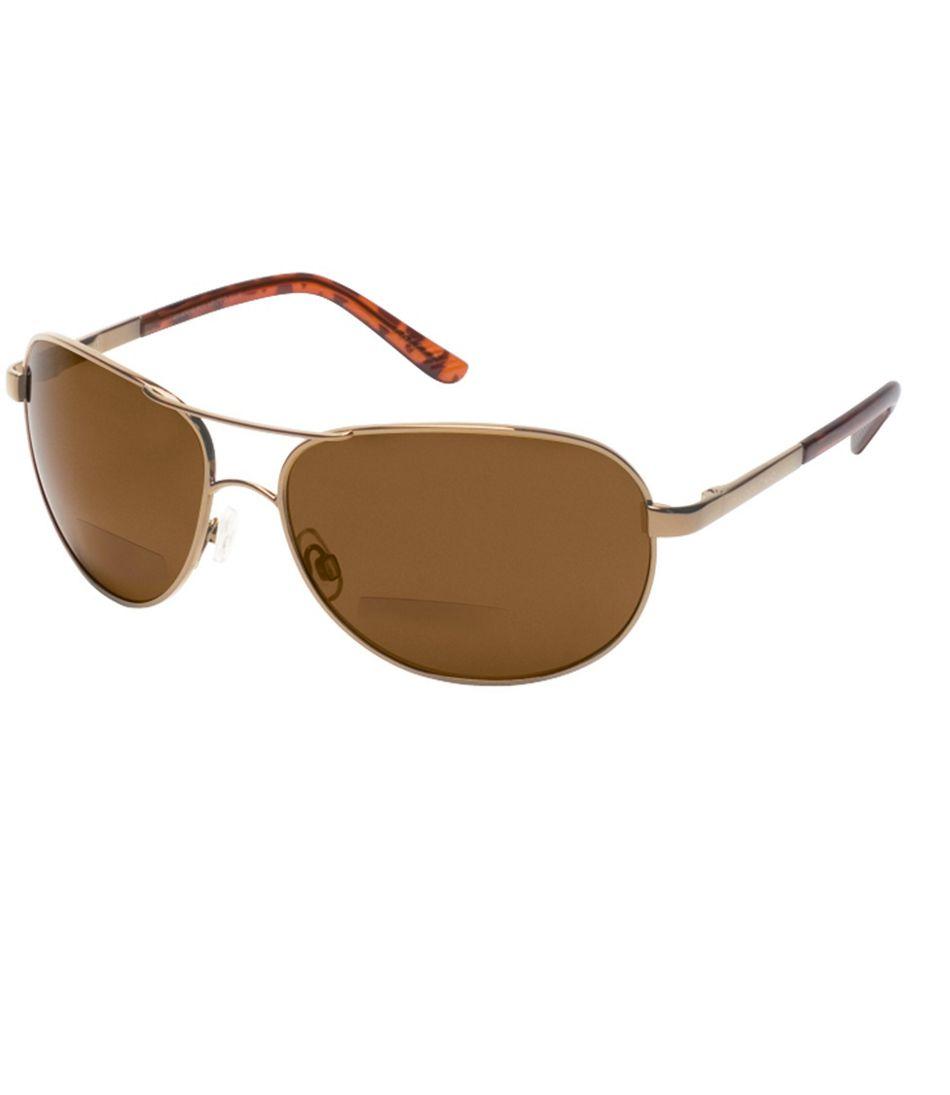 Adults' Suncloud Aviator Bifocal Sunglasses