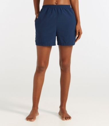 L.L.Bean Swim Jogger, Lined Shorts