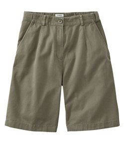 Women's Wrinkle-Free Bayside Shorts, Original Fit Hidden Comfort Waist 9""