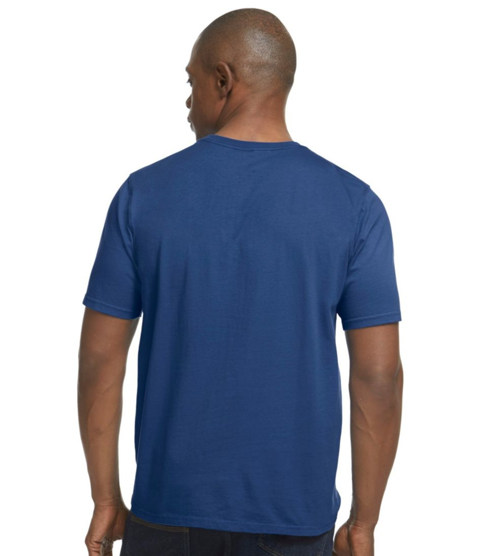 Carefree Unshrinkable Tee, Slightly Fitted