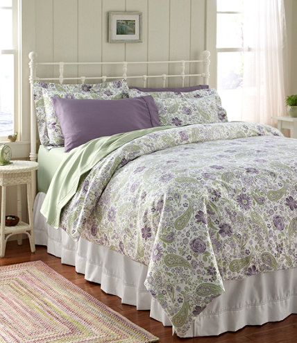Wrinkle Free Comforter Cover Floral Free Shipping At L