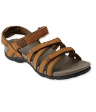 Women's Boothbay Sandals, Leather