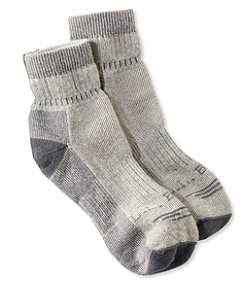 Men's Cresta Hiking Socks, Midweight Quarter-Crew Two-Pack
