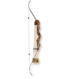 L.L.Bean Traditional Hunter's Archery Set