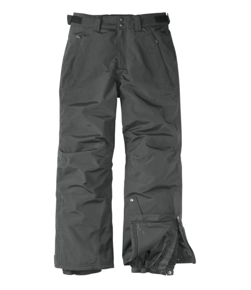 photo: L.L.Bean Women's Waterproof Snow Pants synthetic insulated pant