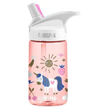 CamelBak Eddy Kids' Water Bottle, Print