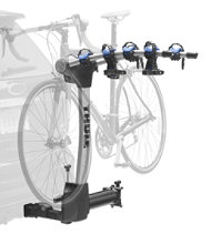 Thule Apex 9027 Swing Hitch-Mount Bike Carrier, Four-Bike