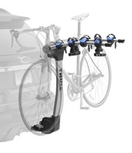 Thule Apex 9025 Hitch-Mount Bike Carrier, Four-Bike