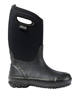 Kids' Bogs Classic High Handles Boots