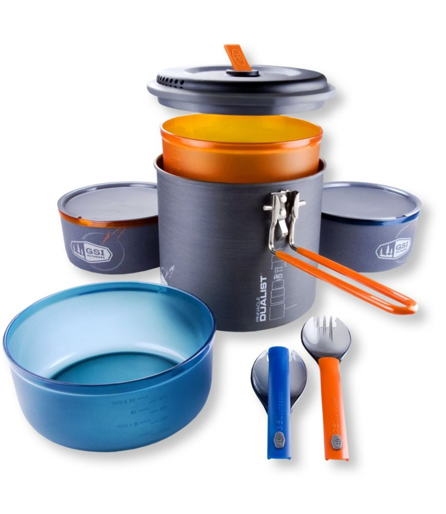 photo: GSI Outdoors Pinnacle Dualist Cookset