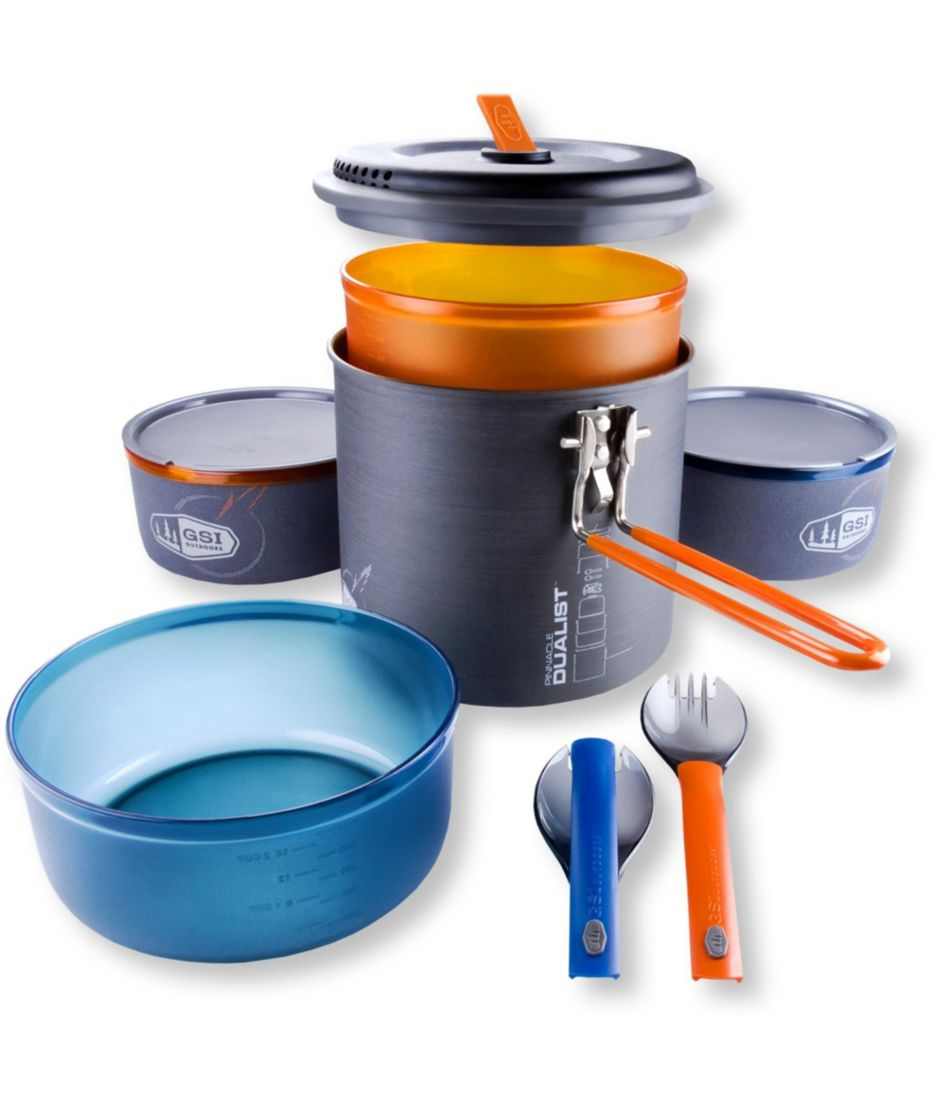 GSI Outdoors® Pinnacle Dualist Cook System