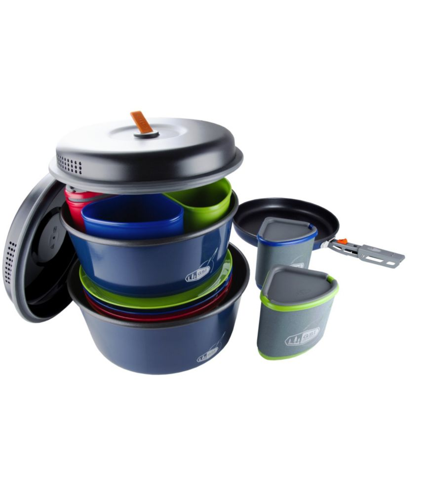 GSI Outdoors Bugaboo Camper Cookset
