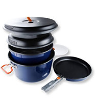 Bugaboo Base Camper Cook Set, Large