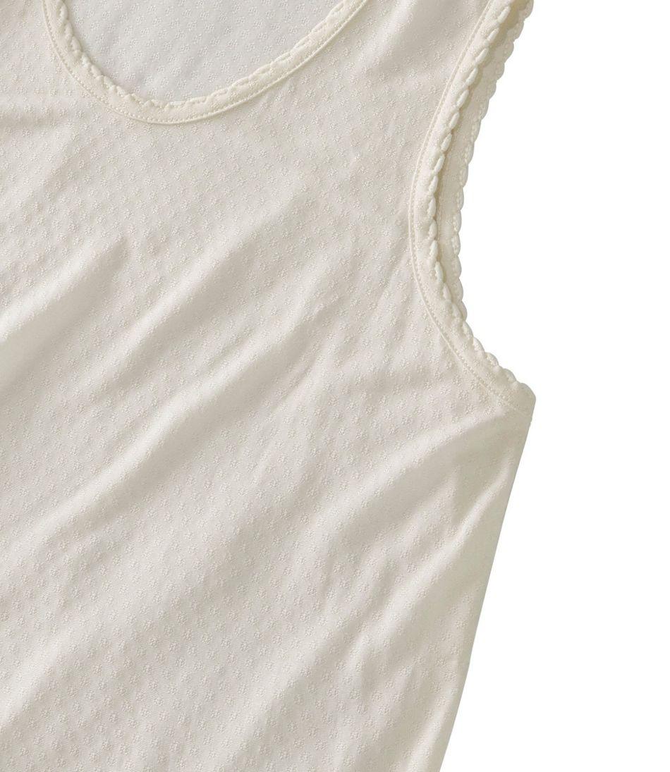 Women's Silk Pointelle, Camisole