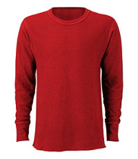 Men's Double-Layer Underwear, Crewneck
