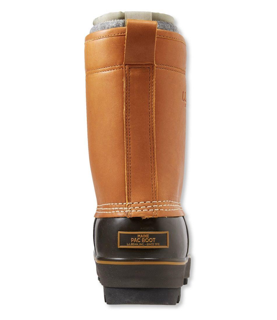 Men's Maine Pac Boots
