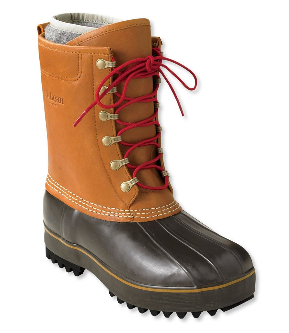 Mens Pac Boots