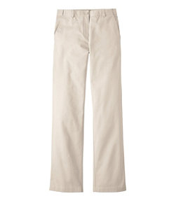 Women's Wrinkle-Free Bayside Pants, Classic Fit Hidden Comfort Waist