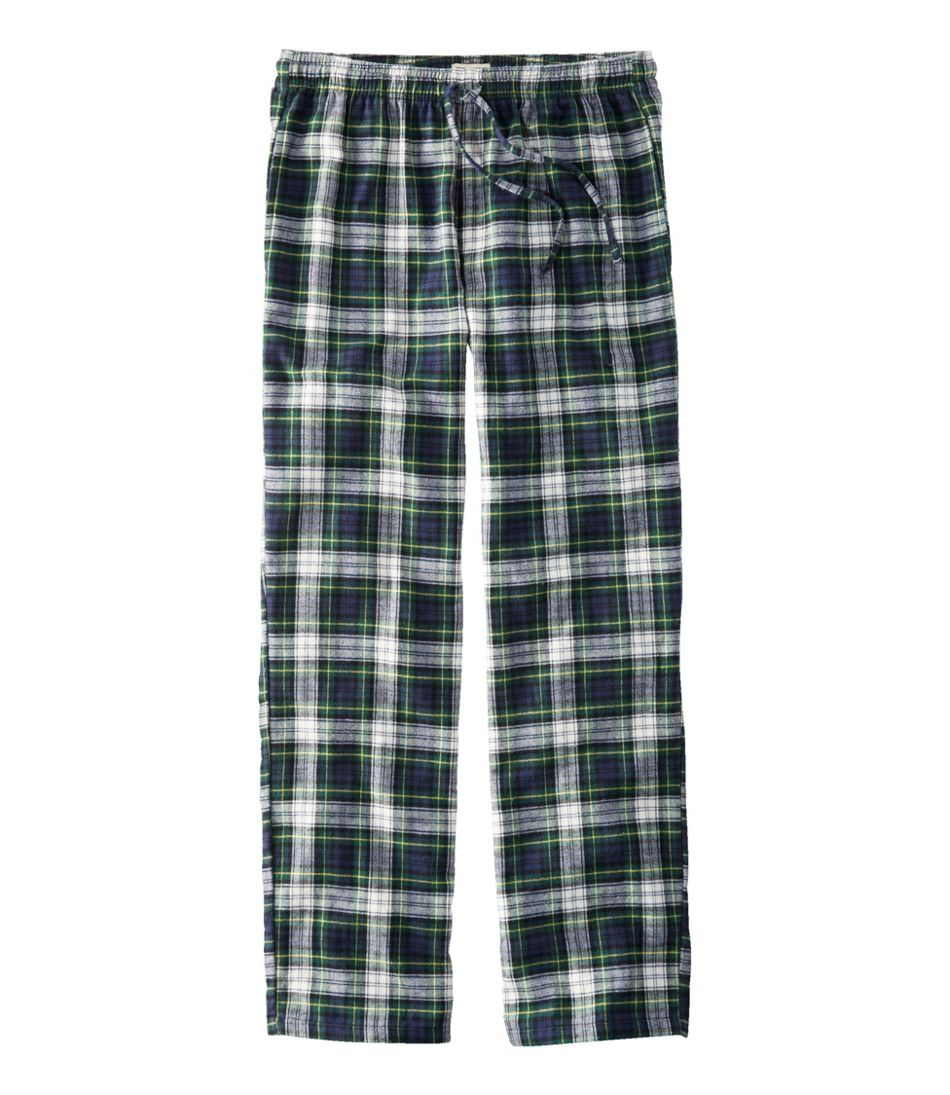 a7605a42499 Scotch Plaid Flannel Sleep Pants
